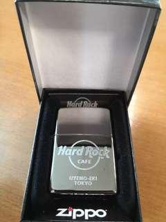 Zippo Lighter Hard Rock Tokyo