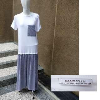ZARA TRF -  Long Dress