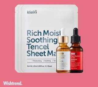 [Bundle Deal] - Wishtrend 2-Step Skin Enhancer