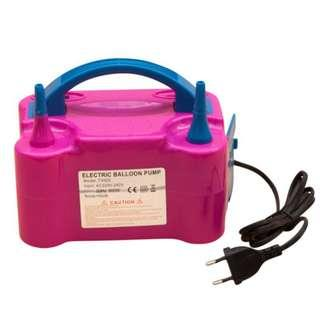 Power Electric Balloon Inflator Air Pump fo Kids Toys - 220V