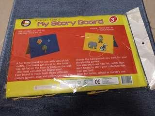 Story Board -3 little pigs