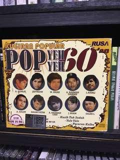 Pop yeh yeh cd