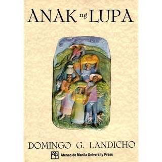 Anak ng Lupa by Domingo G. Landicho