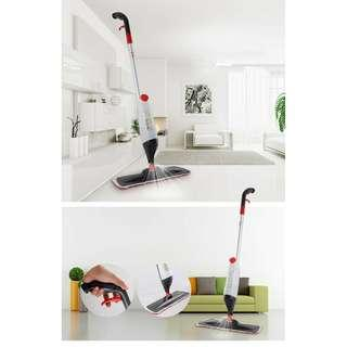 Ultra Flexible Spray Mop with Microfiber Pad