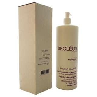 Decleor 33.8-ounce Aroma Cleanse Essential Cleansing Milk (Salon Size)