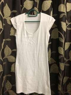 2 pcs F Block Dress