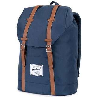 Authentic Herschel Backpack with tag