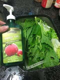 蔬果清潔液