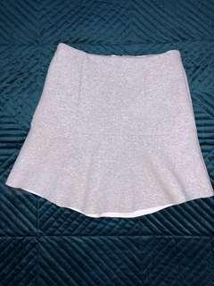 Kookai Grey skirt