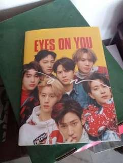 GOT7 EYES ON YOU