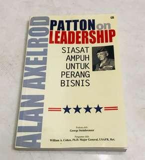 Patton On Leadership - Alan Axelrod