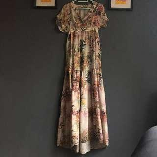 (Buy or Rent) Floral Dress