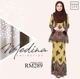 Kurung Modern Exclusive Medina Collection