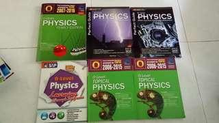 O Level Physis Assessment /Guide Books