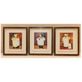 3 set Picture Frame