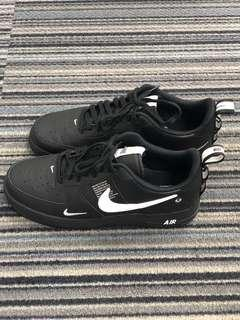 Air Force 1 Lv 08 Utility Black