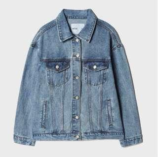 Mixxo Denim Jacket (Original price RM229)now RM60