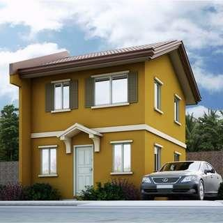 Camella Homes Cara Model (Ready for Occupancy in RiverFront, Talamban)