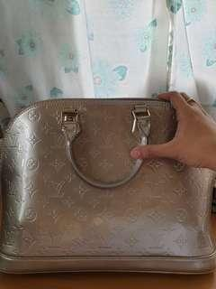 SALE!!! Louis Vuitton GM Vernis Rose Gold from 3500