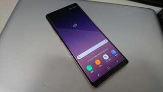 🚚 Galaxy Note8 64g pink