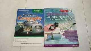 Secondary 2 Geography Guide / Assessment