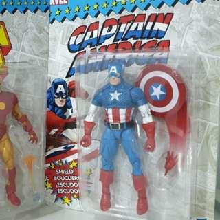 Marvel Legends Captain America vintage wave