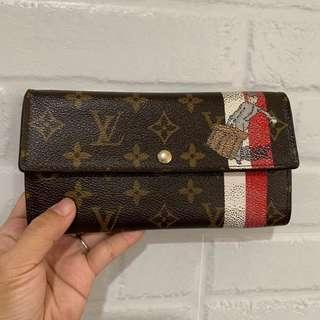 Authentic Lv wallet Limited