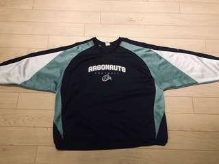 Toronto Argonauts Embroidered Sweater sz 4XL