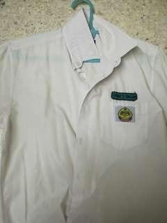 Boys secondary school uniform