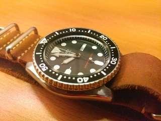 Seiko 精工經典潛水錶