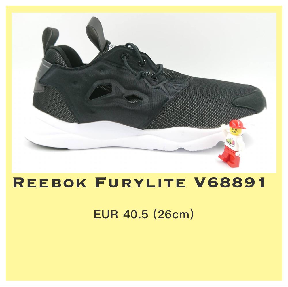 8c539725589a 100%正貨全新波鞋Reebok Furylite Reflective V68891 US8