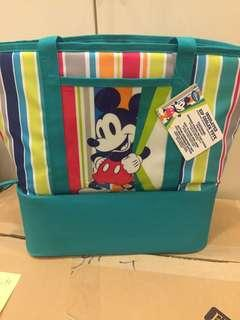 Disney insulated cooler bag - authentic