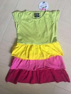 [New] Casual Dress Anak 3yo