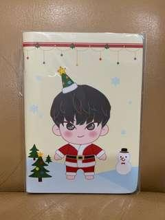 Minhyun Note Set from Winter Store