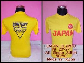 Japan Olympic 50/50 L Size