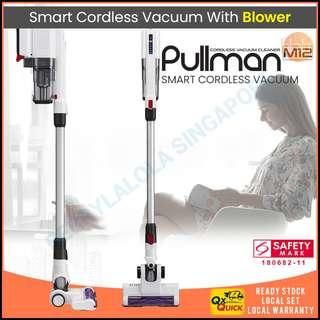 ✔FREE DELIVERY: PULLMAN CORDLESS VACUUM CLEANER M12