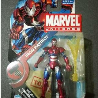 Marvel Universe 3.75 Inch Iron Patriot