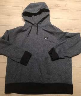 NIKE AW77 French Terry Shoebox Hoodie XL