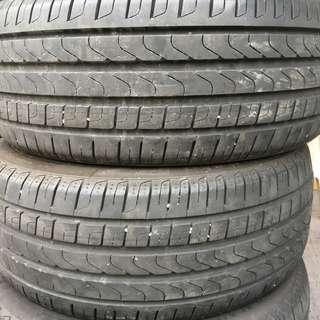 Pre-Owned Pirelli P7 Cinturato 225/45/17 Tyre
