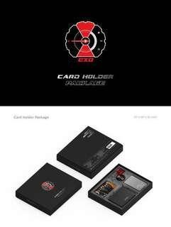 EXO CARD HOLDER OFFICIAL