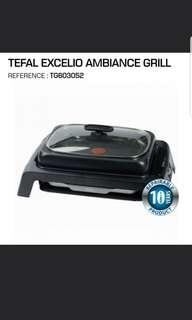 Tefal electric grill pan