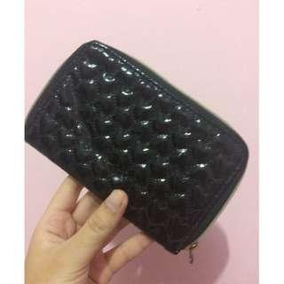Black Love Wallet / Dompet Hitam Love
