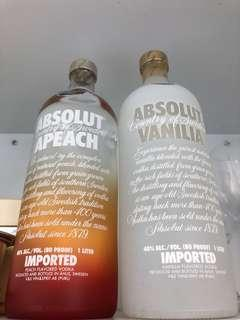 🚚 Absolut Vodka