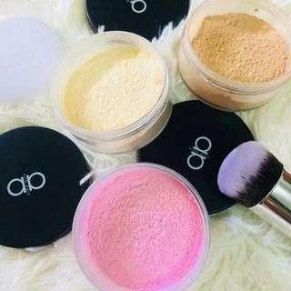 #BEAUTY50 Alha Alfa Loose Powder/ Fixing Powder