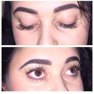 Eyelash Extension only $60!