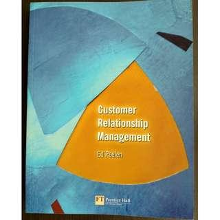 Customer Relationship Management (1st edition) by Ed Peelen [Paperback]