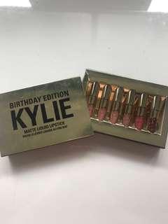 Birthday Edition Kylie - Matte liquid lipstick