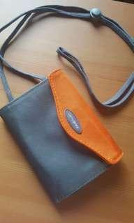Samsonite sling 3 folds travel wallet pouch