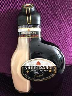 Coffee Layered Liquer by Sheridan's