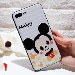 PREORDER - Disney Mickey Iphone 5S -8P Soft Phone Case